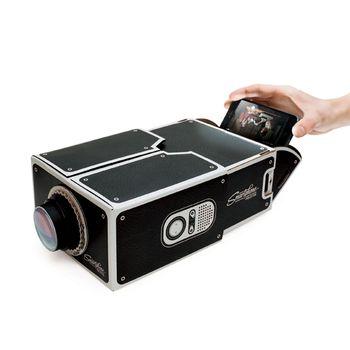 Luckies Proiettore 2.0 per smartphone