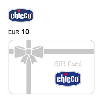 Carta regalo Chicco da 10€