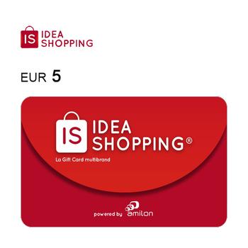 Carta regalo Idea Shopping da 5€