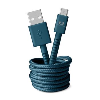 Fresh 'n Rebel Cavo di ricarica da USB a micro-USB 1,5m